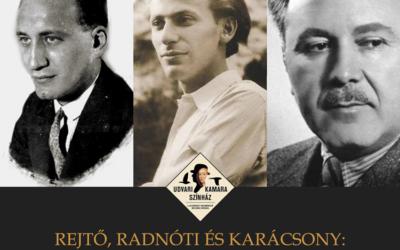A Holokauszt Magyarországi Áldozatainak Emléknapján a magyar irodalom és kultúra veszteségeire is emlékezünk